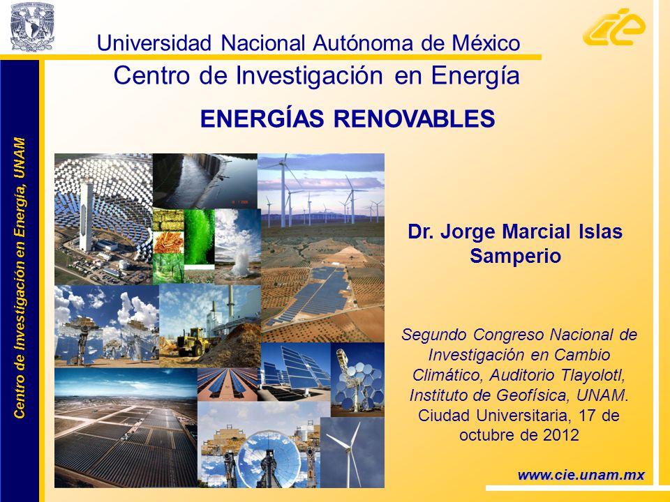Dr. Jorge Marcial Islas Samperio