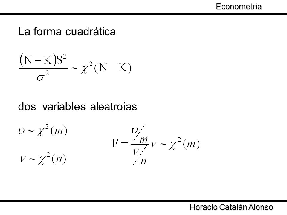 dos variables aleatroias