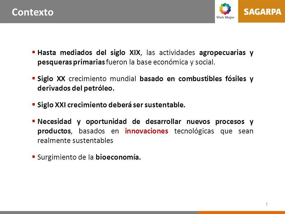 Definición de Bioeconomía