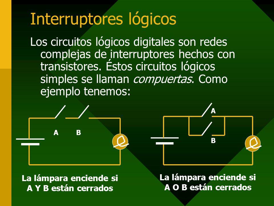 Interruptores lógicos