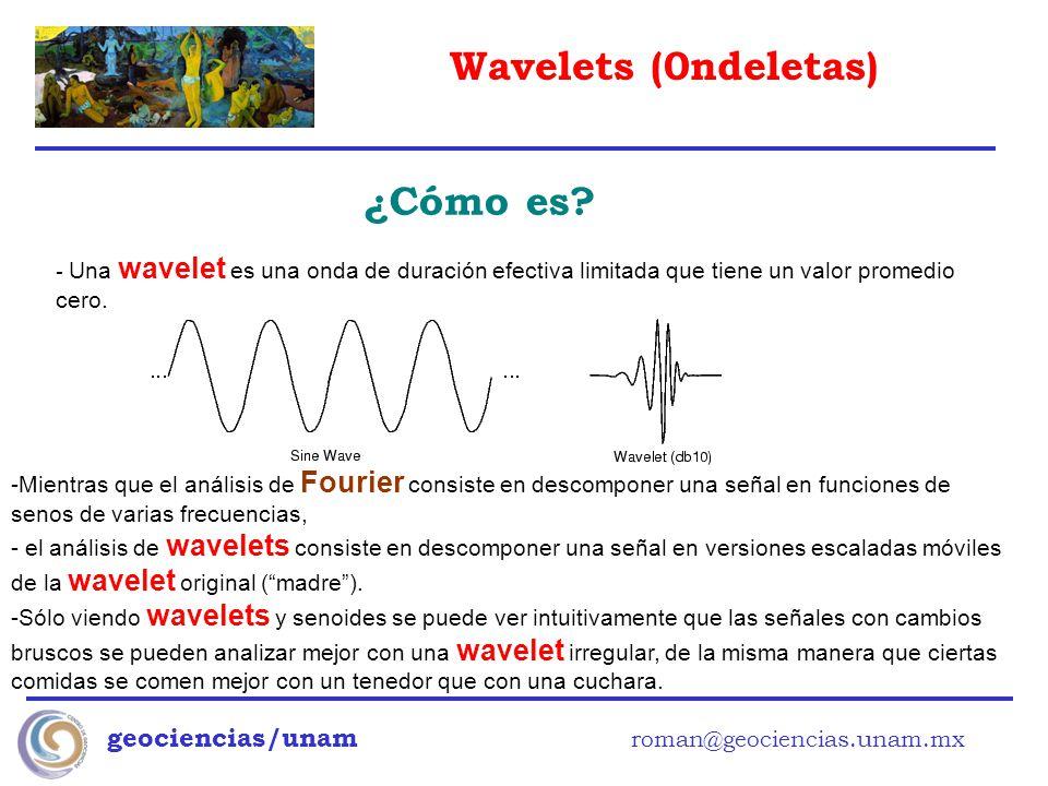¿Cómo es geociencias/unam roman@geociencias.unam.mx