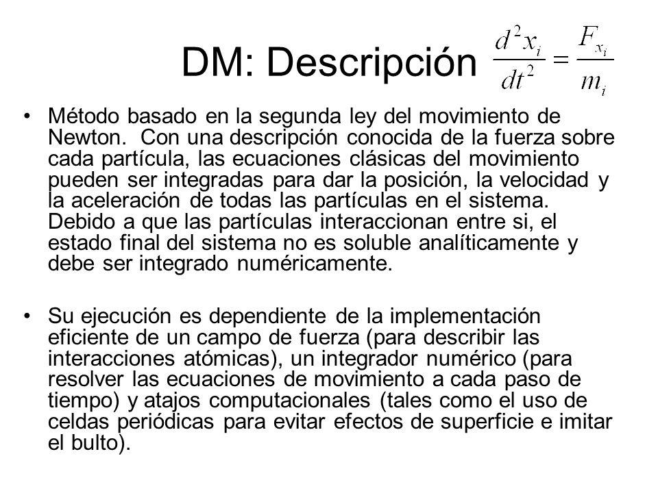 DM: Descripción