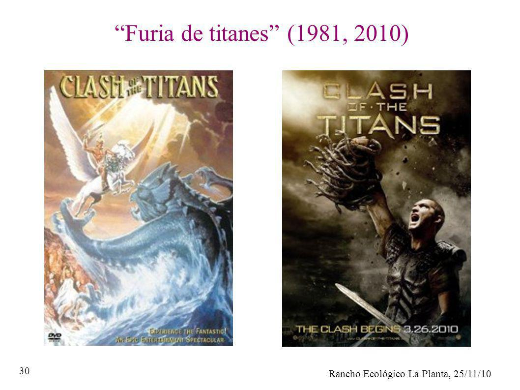 Furia de titanes (1981, 2010)