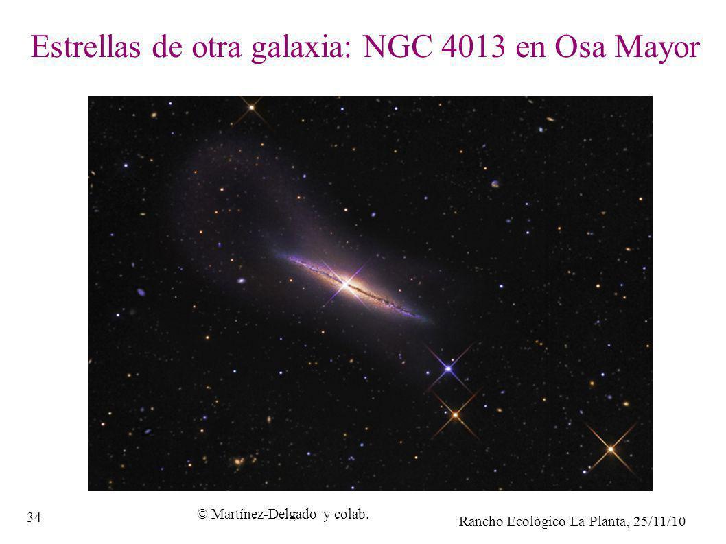 Estrellas de otra galaxia: NGC 4013 en Osa Mayor