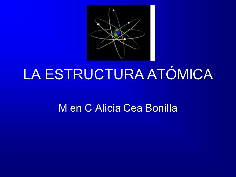 M en C Alicia Cea Bonilla