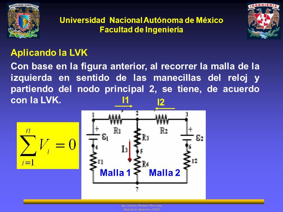 Aplicando la LVK