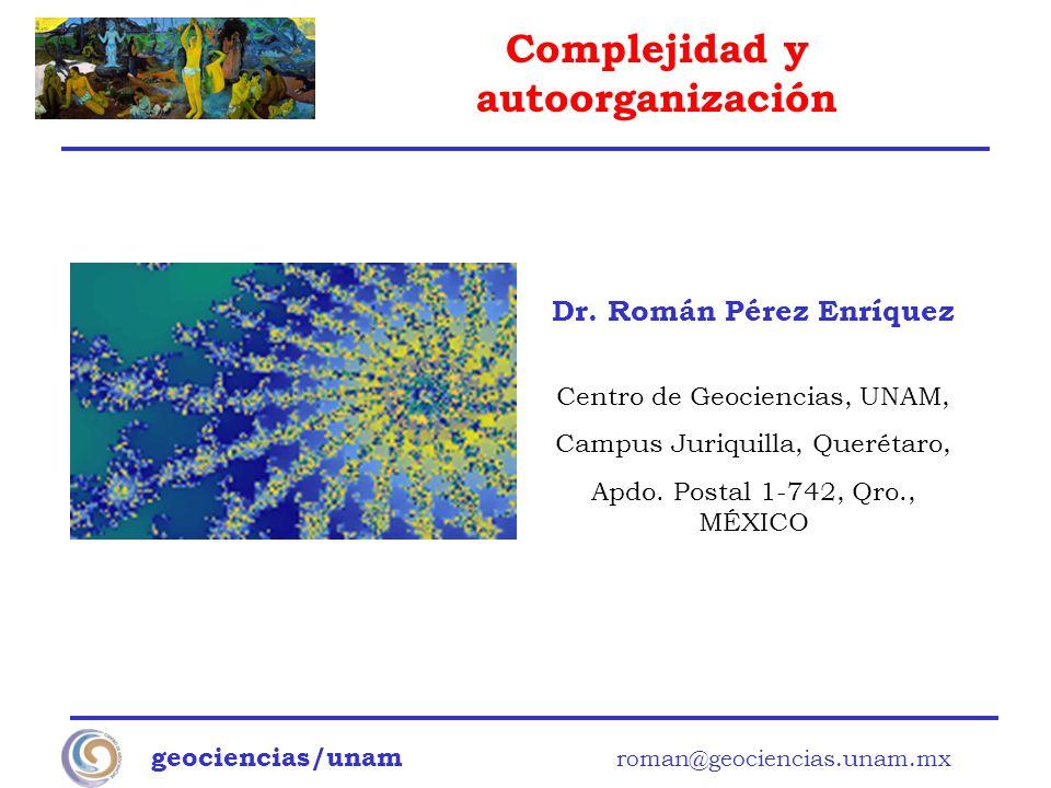 Dr. Román Pérez Enríquez