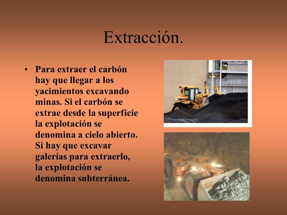Extracción.