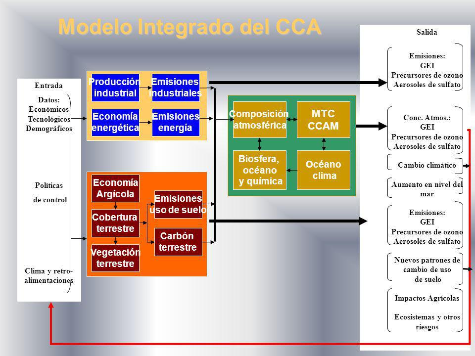 Modelo Integrado del CCA
