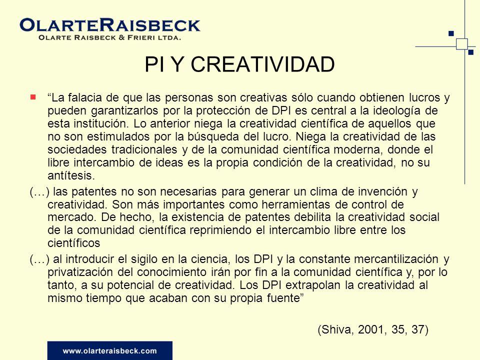 PI Y CREATIVIDAD