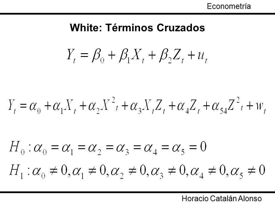 White: Términos Cruzados