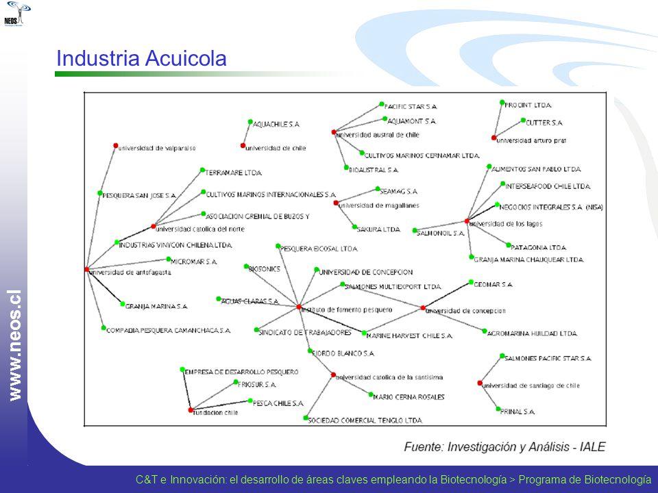 Industria Acuicola www.neos.cl