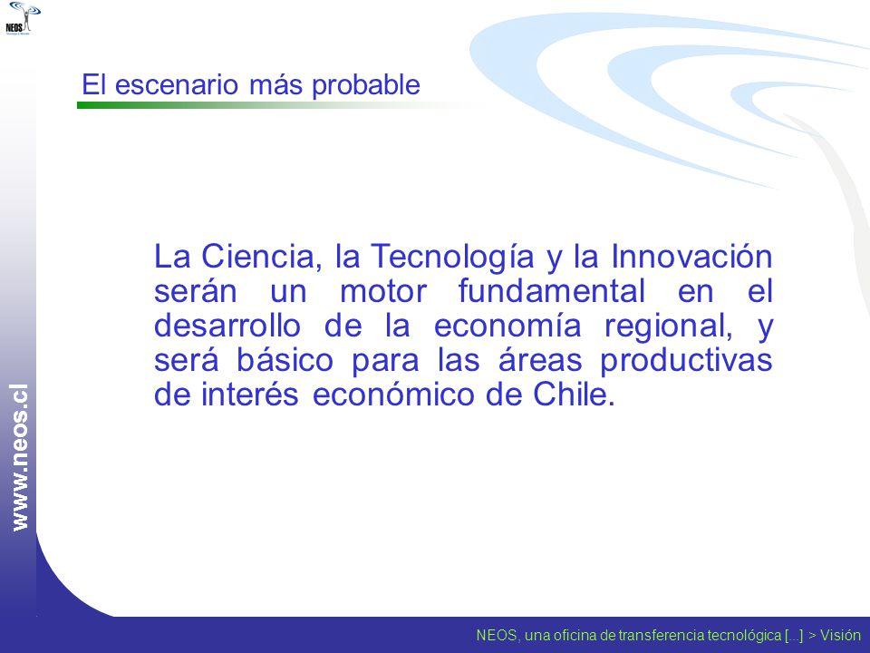 www.neos.cl El escenario más probable.