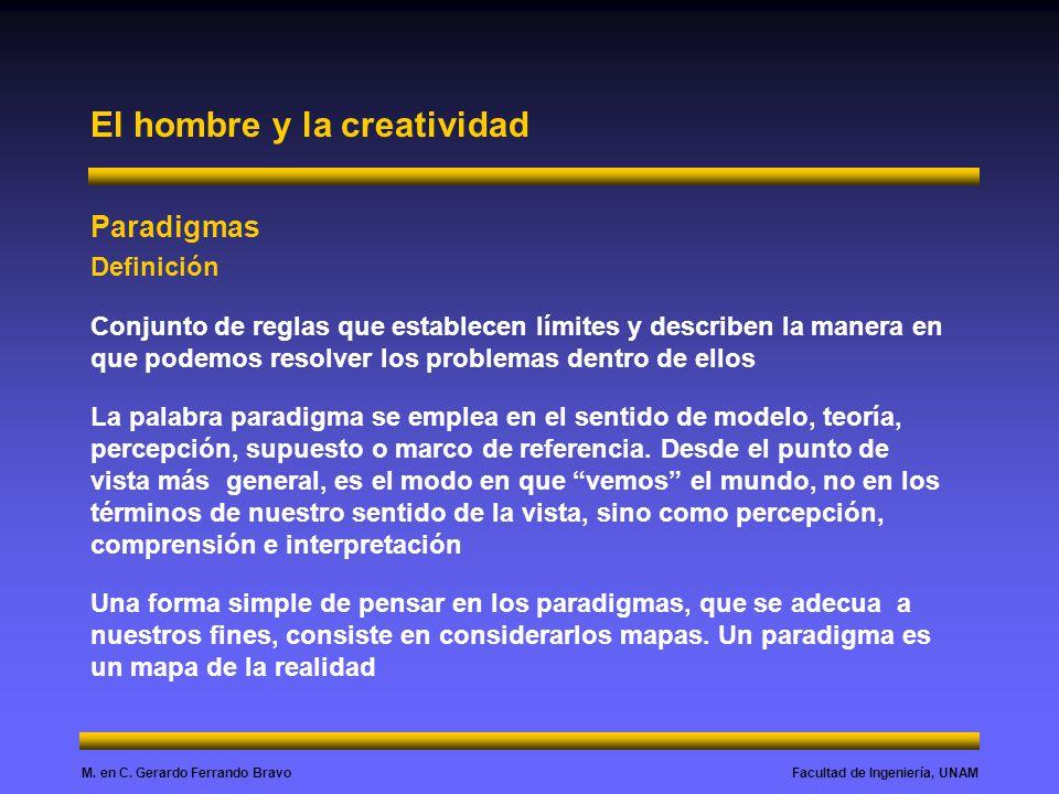 El hombre y la creatividad