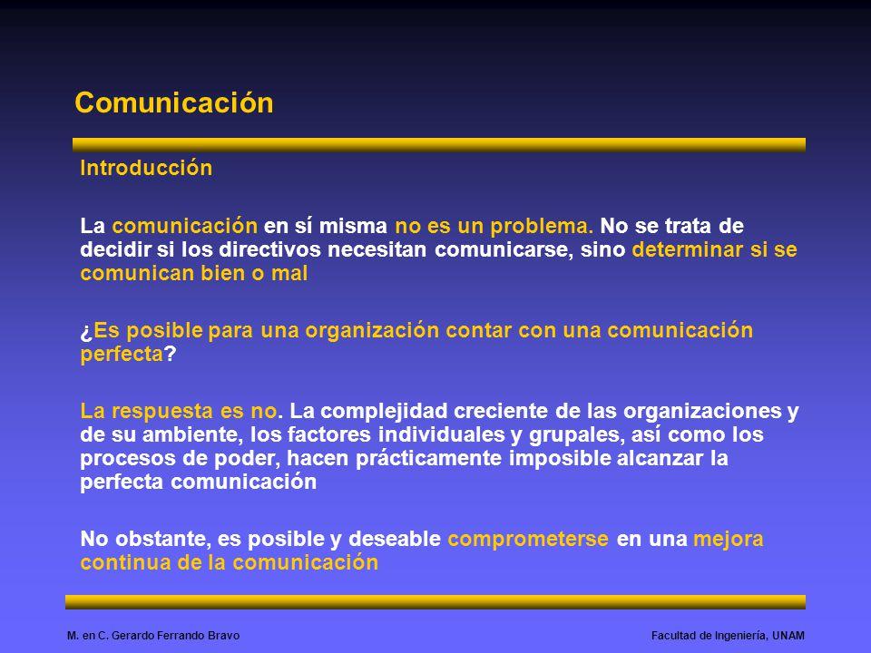 Comunicación Introducción