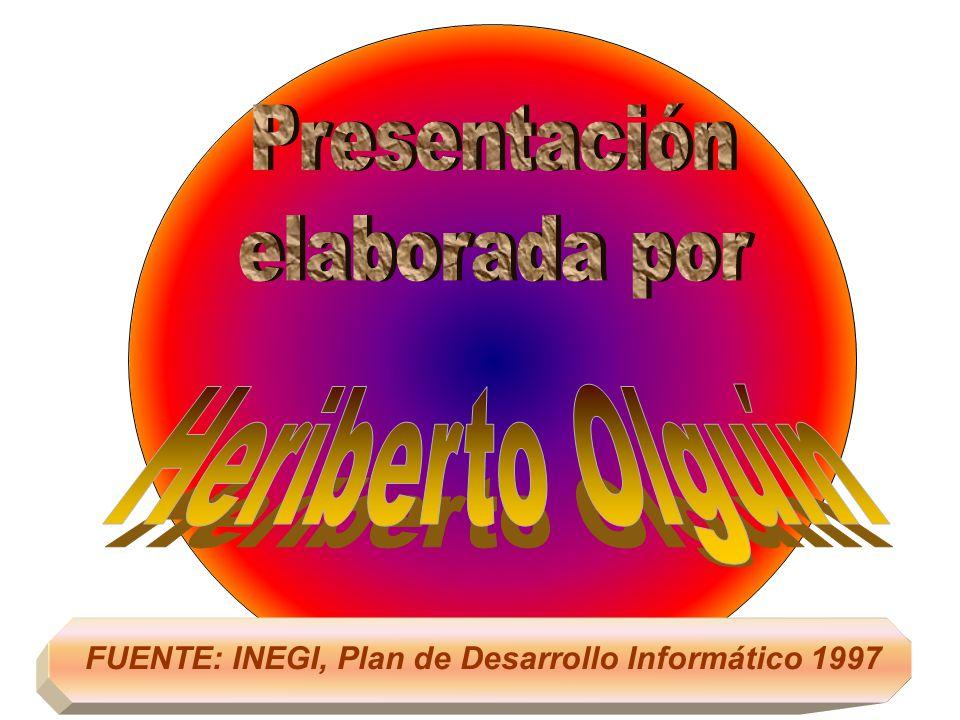 Presentación elaborada por Heriberto Olguín