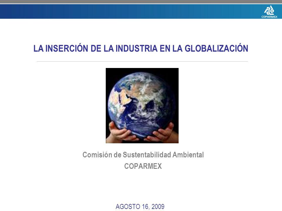 Comisión de Sustentabilidad Ambiental COPARMEX