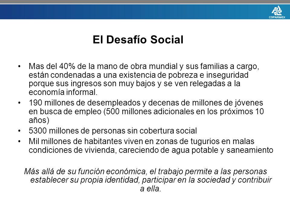 El Desafío Social