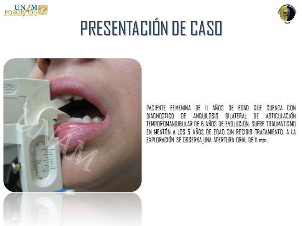 UNAM PRESENTACIÓN DE CASO