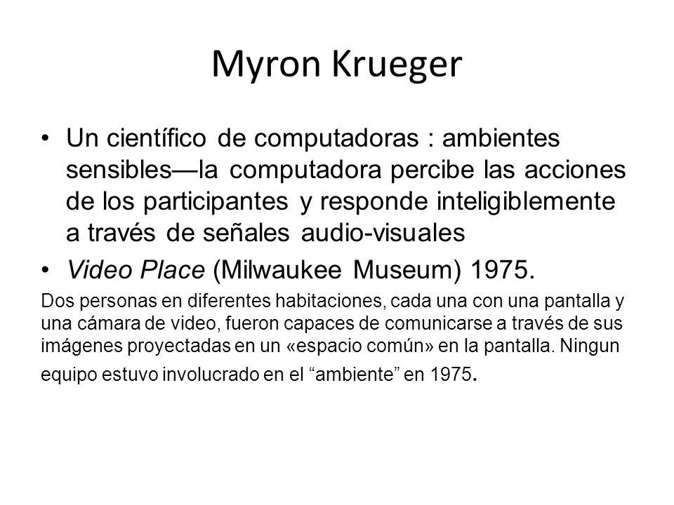 Myron Krueger