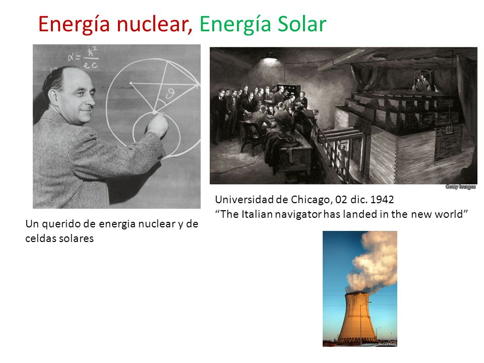 Energía nuclear, Energía Solar