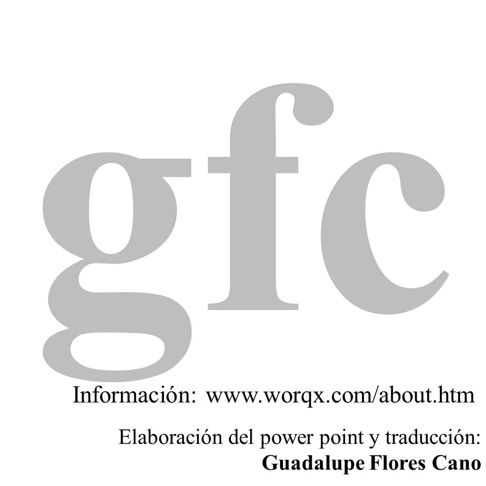 gfc Información: www.worqx.com/about.htm