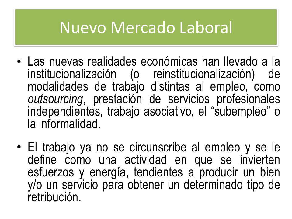 Nuevo Mercado Laboral