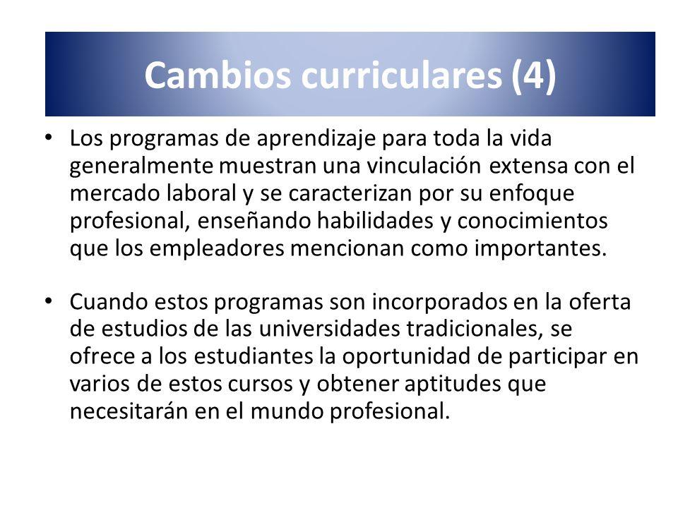 Cambios curriculares (4)