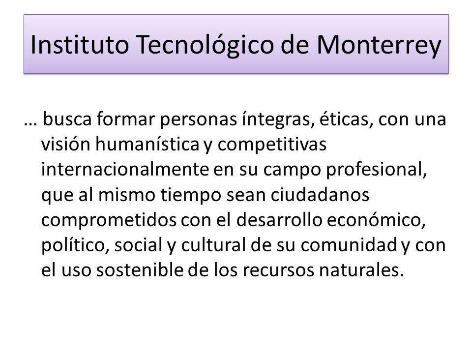 Instituto Tecnológico de Monterrey