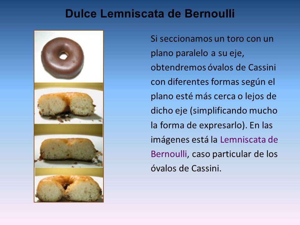Dulce Lemniscata de Bernoulli