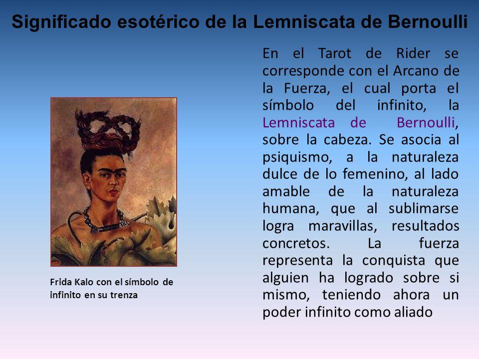 Significado esotérico de la Lemniscata de Bernoulli