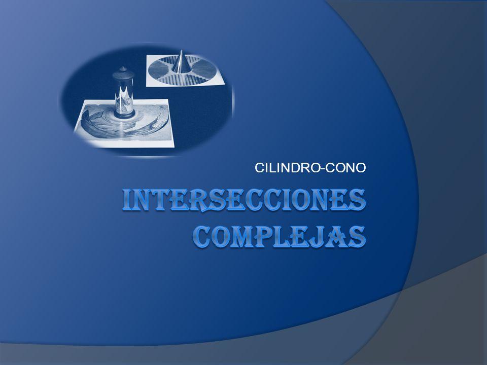 INTERSECCIONES COMPLEJAS