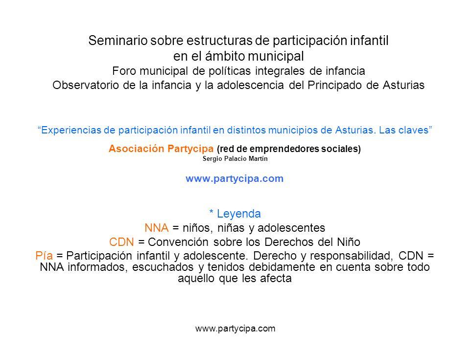 Asociación Partycipa (red de emprendedores sociales)