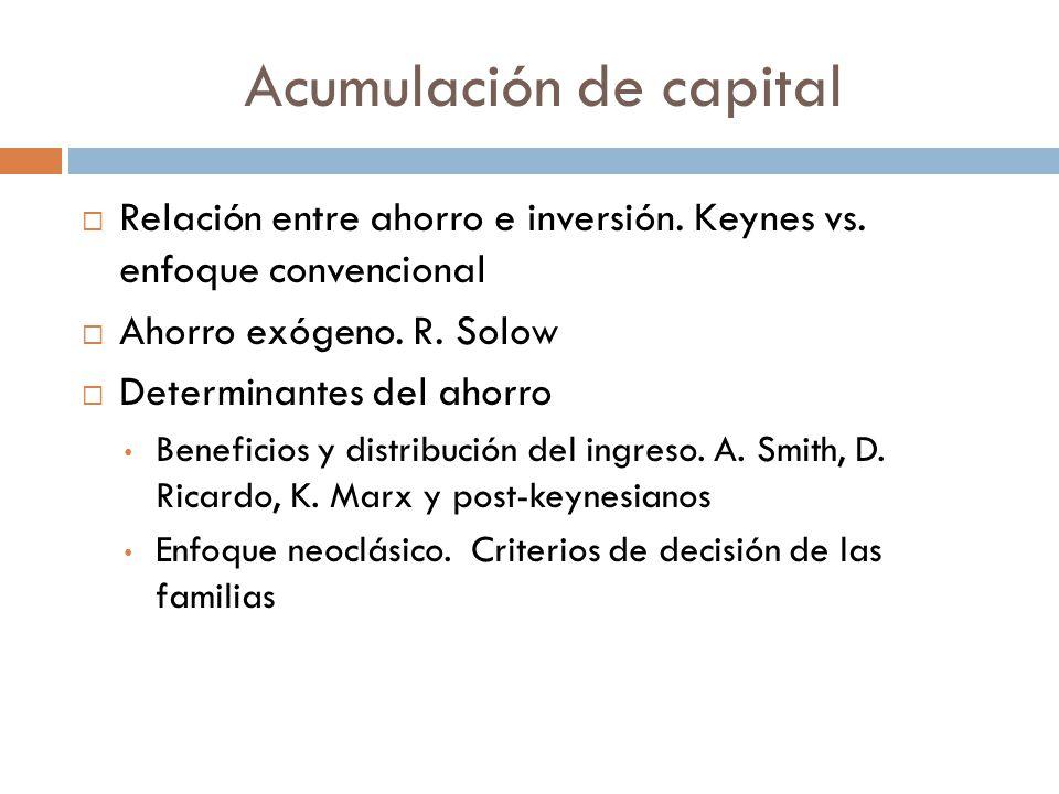 Acumulación de capital