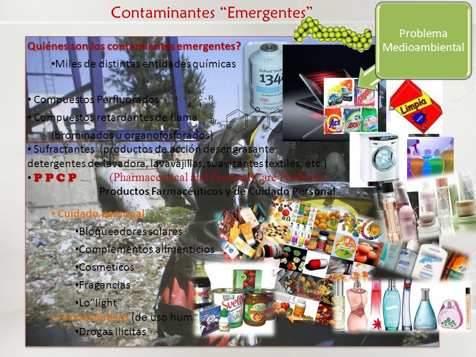 Productos Farmacéuticos y de Cuidado Personal