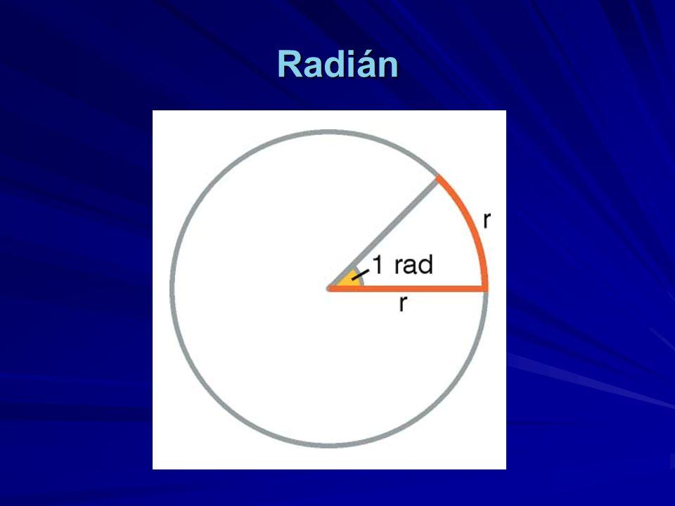 Radián