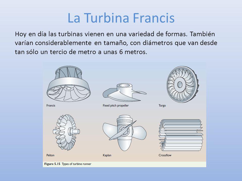 La Turbina Francis