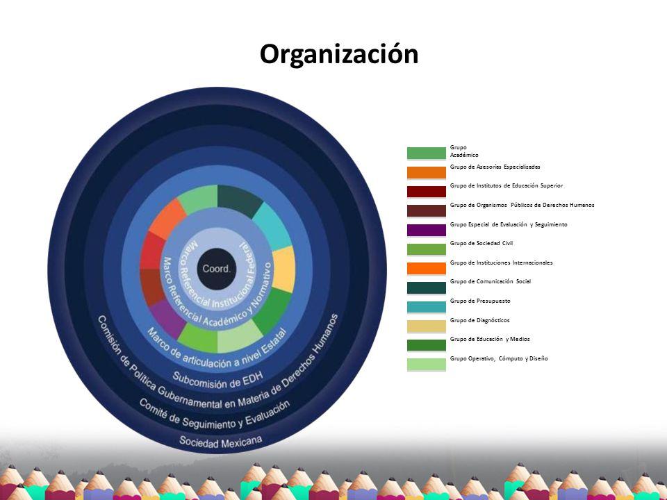 Organización Grupo Académico rupo Académico