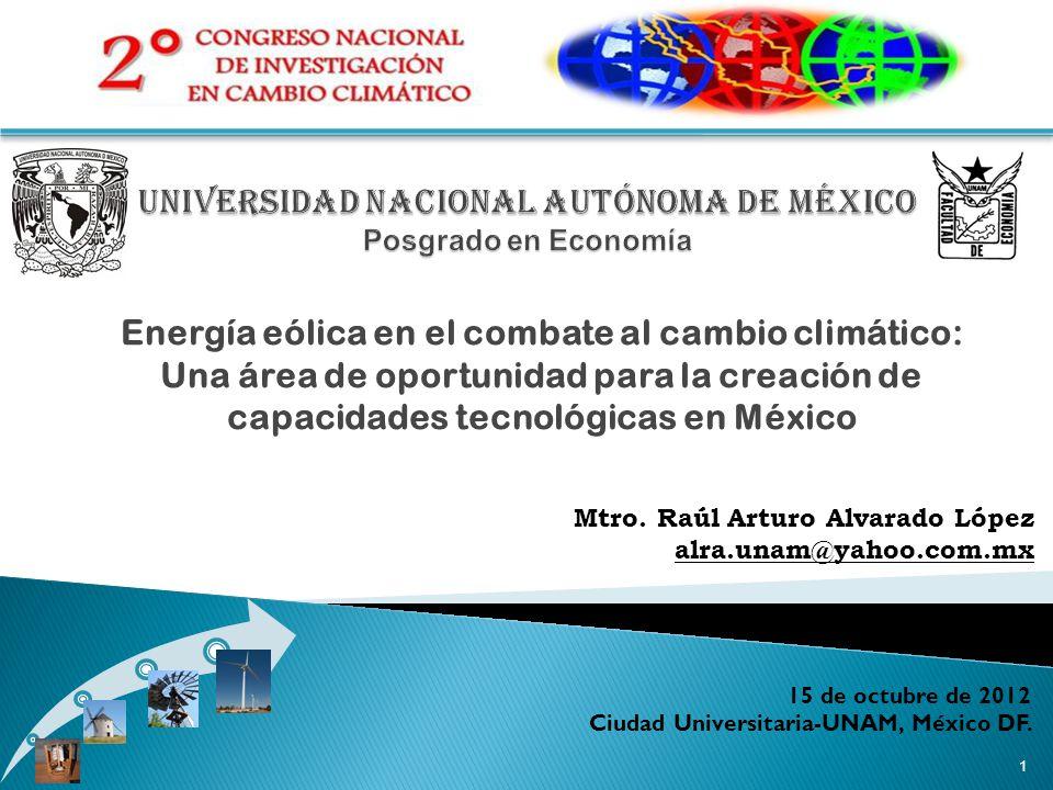 Universidad Nacional Autónoma de México Posgrado en Economía