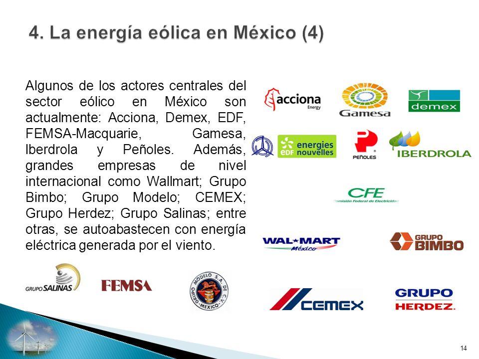 4. La energía eólica en México (4)