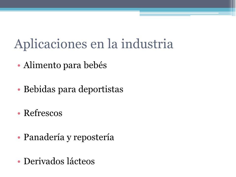Aplicaciones en la industria