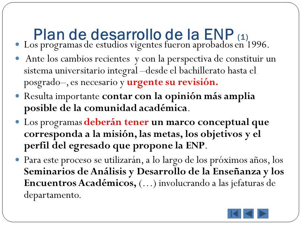Plan de desarrollo de la ENP (1)