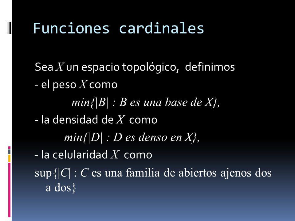 Funciones cardinales