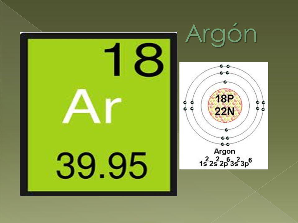 Argón