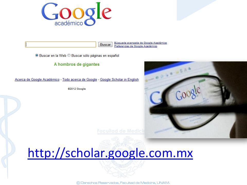 http://scholar.google.com.mx 41
