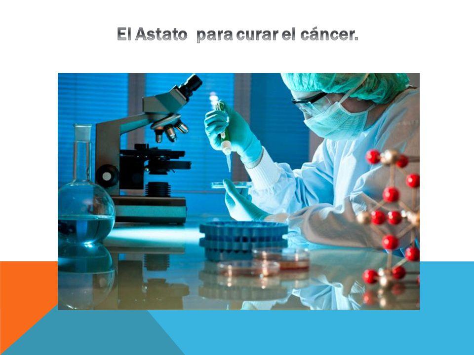 El Astato para curar el cáncer.