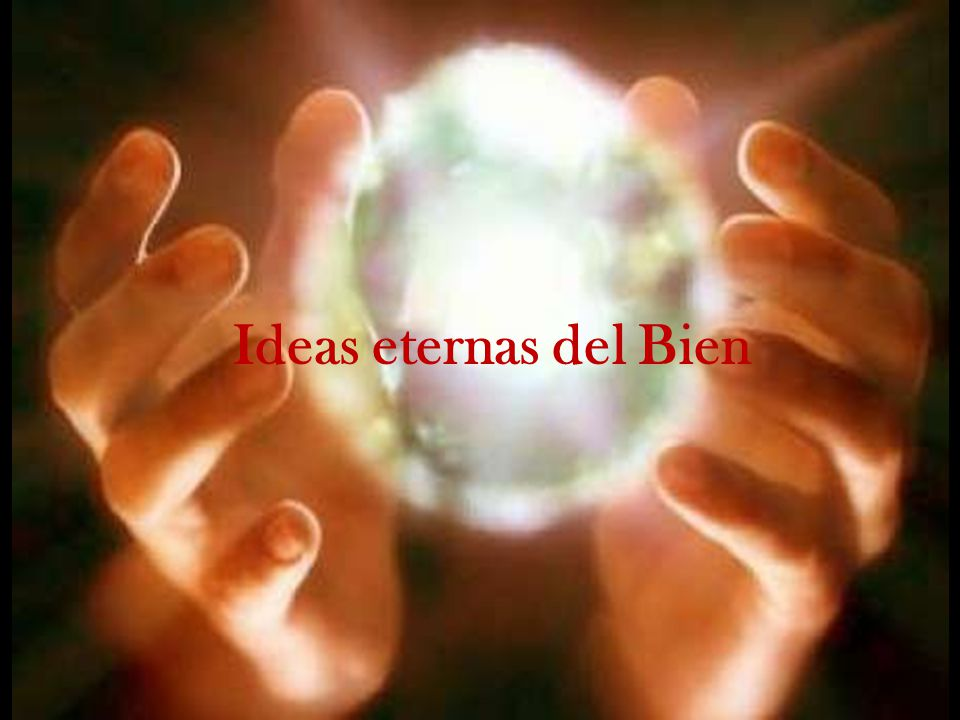 Ideas eternas del Bien