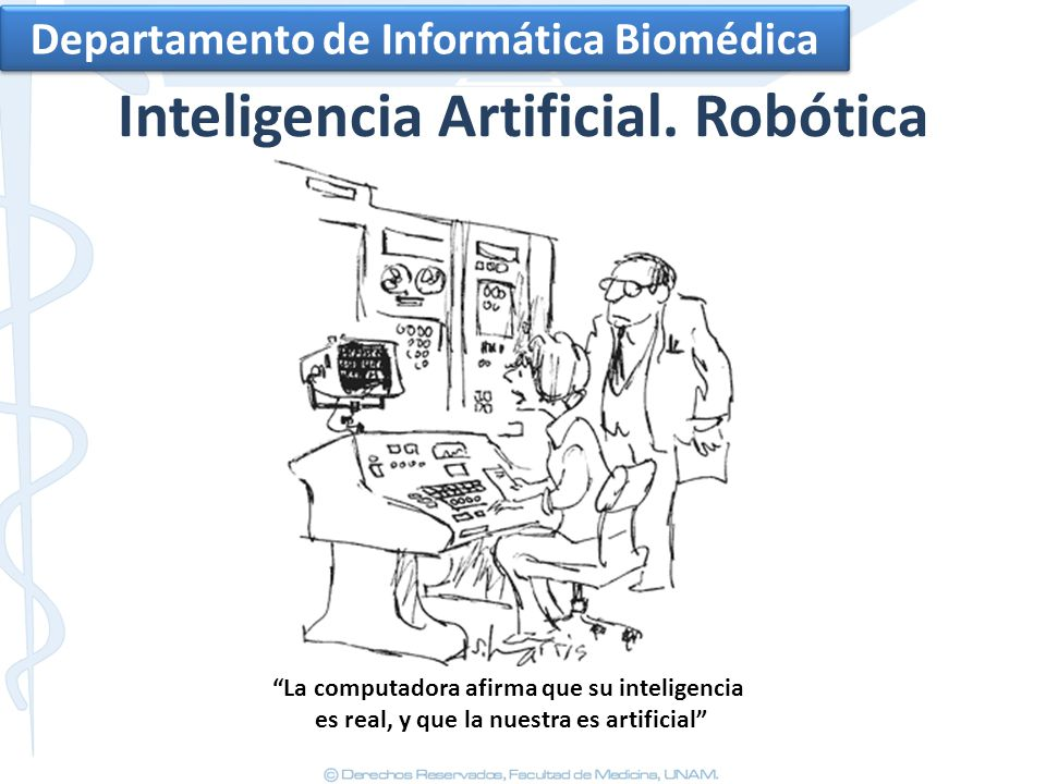Inteligencia Artificial. Robótica