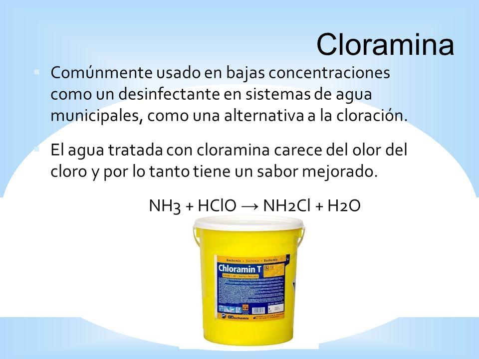1212 Cloramina.