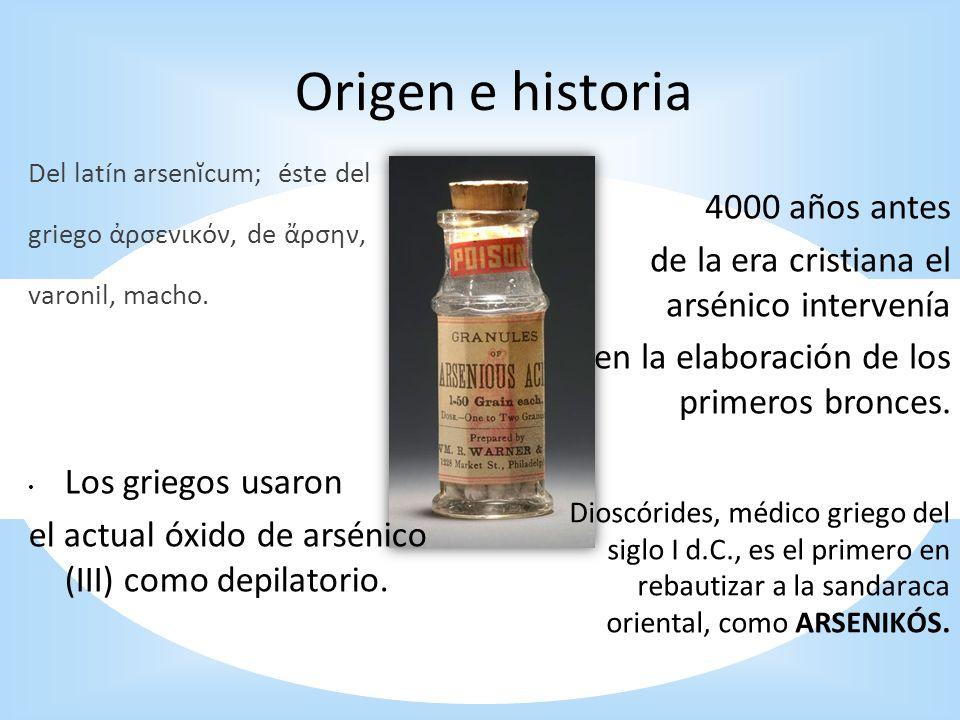 Origen e historia 4000 años antes